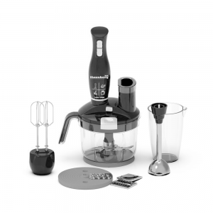 Blender 4 in 1 Hausberg HB7710, capacitate bol 1.5 l, 1500 W, functie turbo