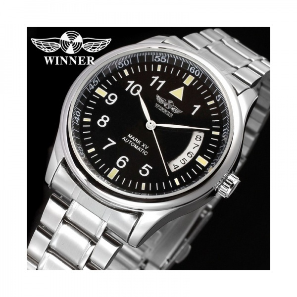 Ceas Winner Win017 Automatic Gentleman