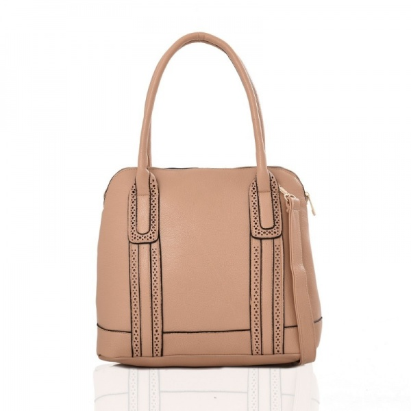 Geanta Dama GD718 Uk Lauren Beige