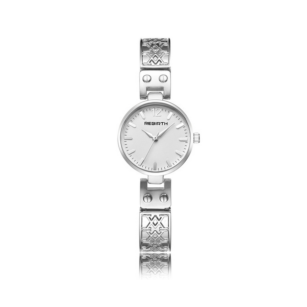 Ceas Dama CDR019 Luxary Rebirth Exquisite Silver